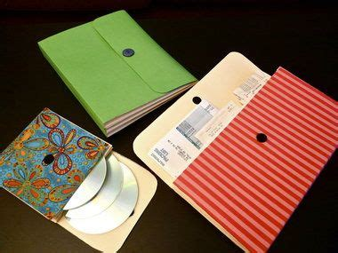 How To Make Folder With Handmade Paper - 58 best images about file folder crafts on