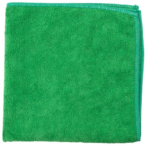 Green Microfiber by Unger Mc400 Smartcolor Microwipe 16 Quot X 16 Quot Green Light
