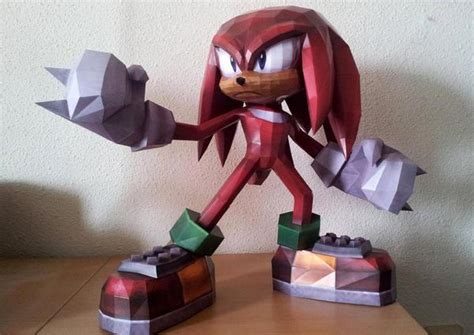Awesome Papercraft - awesome paper crafts based on characters gadgetsin