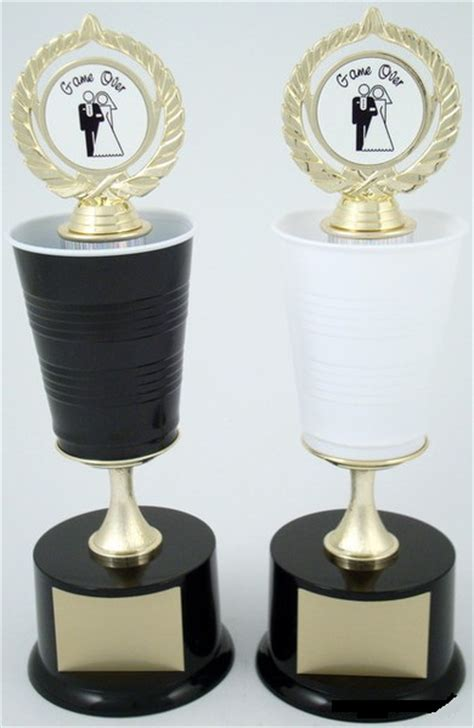 Wedding Trophy by Pong Trophy Wedding Edition Schoppy S Since 1921