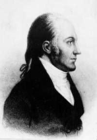 Aaron Burr - Ohio History Central