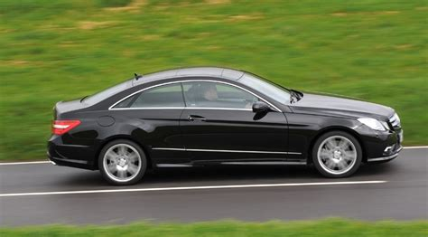 mercedes e500 coupe mercedes e500 coup 233 2009 review by car magazine