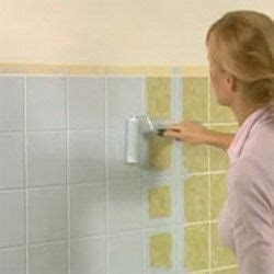 how to paint tile in bathroom best 25 paint bathroom tiles ideas on pinterest