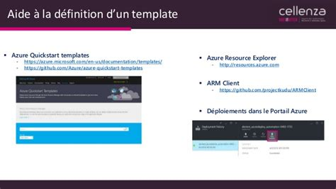 Dev Testday Dev Testazure Infra Arm Manon Pernin Azure Quickstart Templates