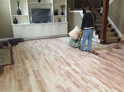 How To Refinish Wood Floors by Refinish Wood Floors Best Home Design Ideas
