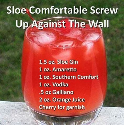 slow comfortable screw up against the wall 17 best images about cocktails on pinterest blue hawaii