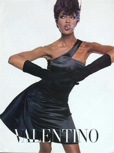 Valentino Joins The 90s Image Trend For His Ad Caign by 99 Best Haute Couture From The 80s 90s Images On