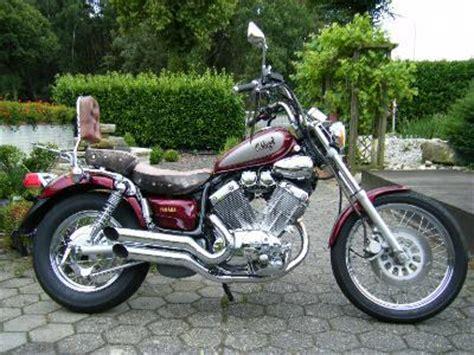 Yamaha Leichtes Motorrad by Yamaha Virago 535 Markt De
