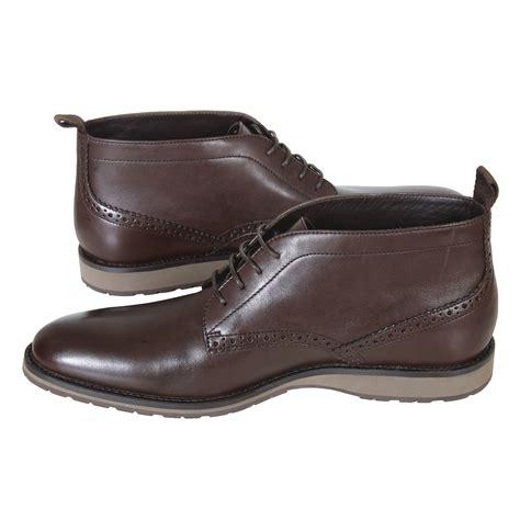 hugo boots mens hugo black label mens nevisio 50247369 brown leather