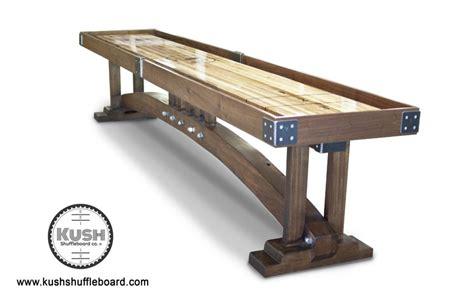 shuffleboard tables the industrial farmhouse