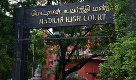 madurai bench of madras high court madras high court madurai bench case status 28 images