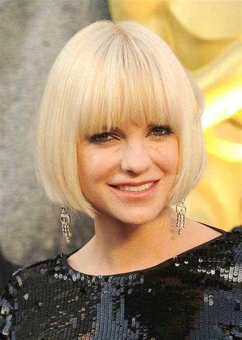 pictures of bob haorstyles with bangs front and back of hair 35 awesome bob haircuts with bangs makes you truly