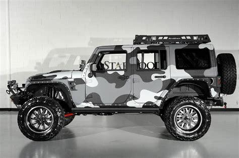 starwood motors jeep white starwood motors jeep wrangler rubicon 95 octane