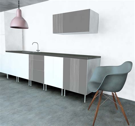 küchenblock mit schubladen designer wandfarben
