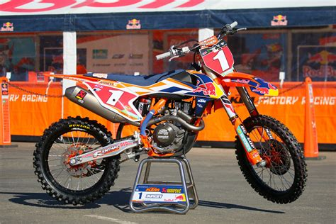 best 450 motocross bike dungey 2016 bikes of supercross motocross