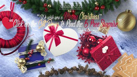 gift merry christmas gifts namminlz youtube