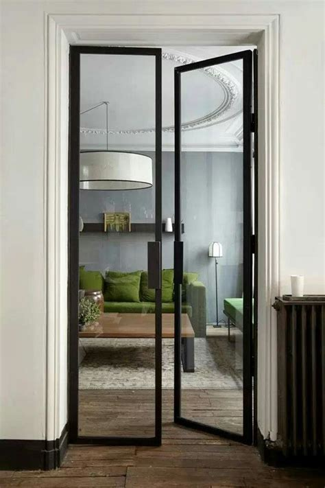 Interior Glass Doors by Best 25 Glass Doors Ideas On Glass Door