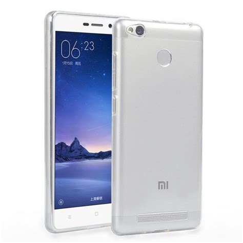 Soft Shell Acrylic With Dust For Xiaomi Redmi 4x 10 best cases for xiaomi redmi 3 pro
