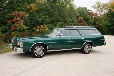 dark green station wagon 1978 ford ltd wagon with 67k original miles and in