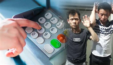 Atm Gift Card - chinese fraudsters involved in atm card skimming arrested in karachi