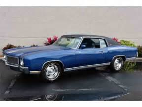 classifieds for 1970 to 1972 chevrolet monte carlo 22