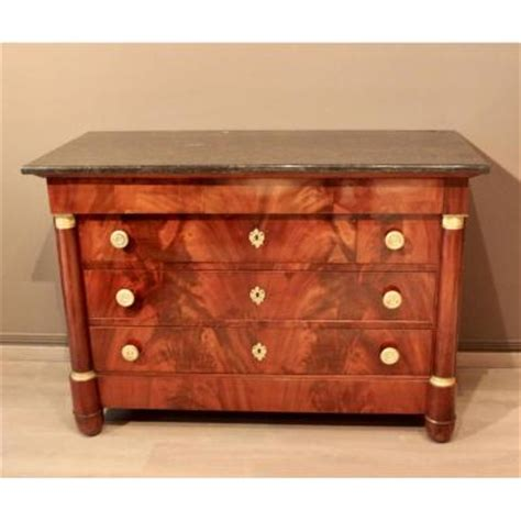 empire kommode commode ancienne sur proantic empire consulat