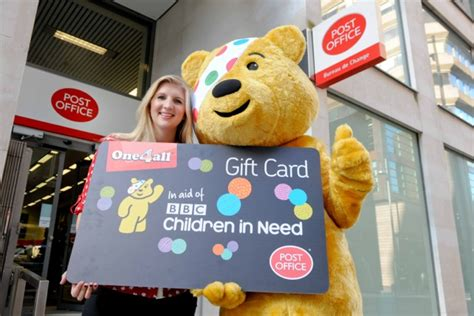 One For All Gift Card Post Office - one4all pudsey gift card parenting without tears