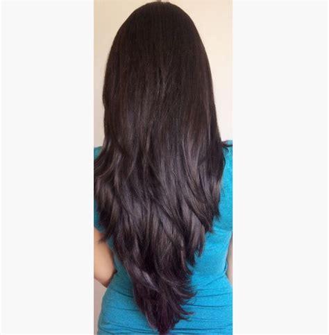 style rambut wanita model panjang