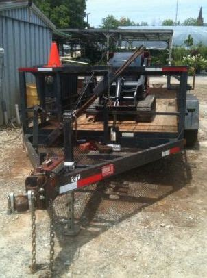 toro dingo tx mini skid attachment trailer  avail lawnsite
