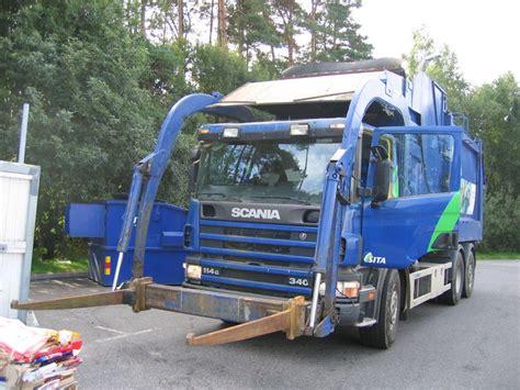 truck wi garbage truck