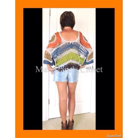 By Os Boutique 78 tops sale hp beautiful crochet top os from