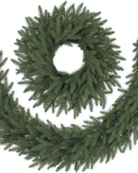 24 quot balsam hill stratford spruce artificial christmas