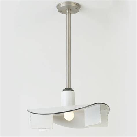 enamel pendant light coronet light
