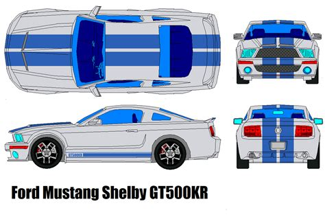 auto repair manual free download 2009 ford gt500 seat position control ford mustang shelby gt500 kr by bagera3005 on