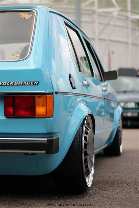 volkswagen rabbit stance 167 best images about wv golf mk1 on pinterest