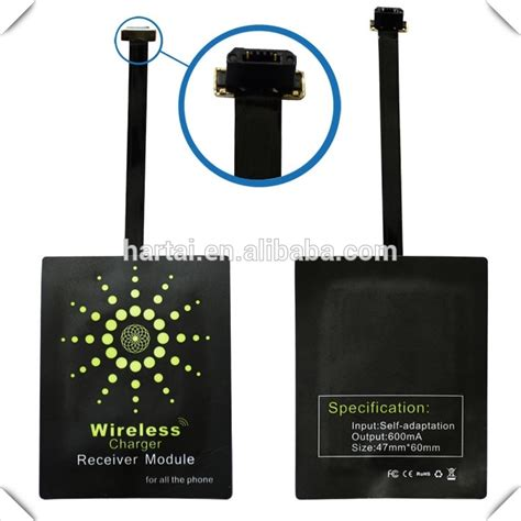 Sale Qi Wireless Charger Card Receiver Untuk Iphone 5 6 5s 5c list manufacturers of qi wireless receiver card iphone