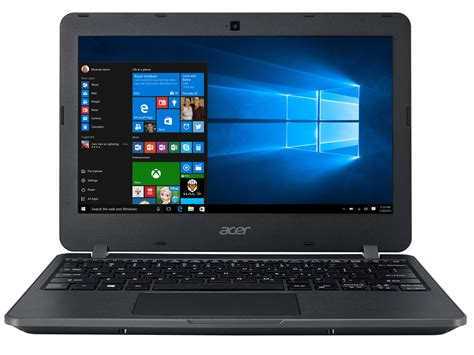 Laptop Acer Travelmate B117 acer travelmate b117 m p16q netbook review notebookcheck net reviews