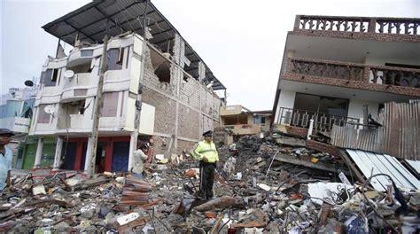 Imagenes Sorprendentes Del Terremoto En Ecuador | el terremoto de ecuador del 2016 en fotos