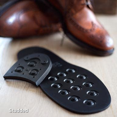 why are leather soles considered superior for dress shoes