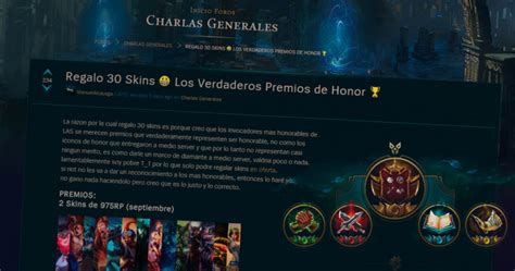 leyendas legends mil 8437624835 recompensas zona de leyendas noticias informaci 243 n y concursos de league of legends en espa 241 ol