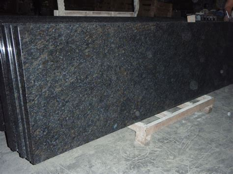 butterfly blue granite countertop
