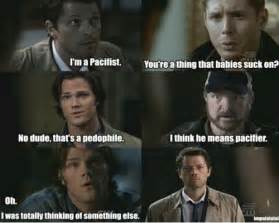 Sexually Inappropriate Memes - supernatural inappropriate memes dirty jokes