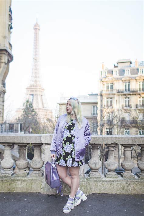 Florie Bomber Pink look de printemps avec outfitters lazy
