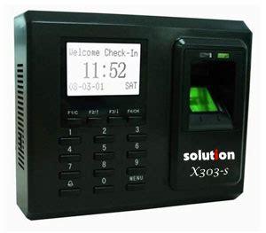 Solution L5000 Fingerprint Absensi Sidik Jari Access Door mesin absensi sidik jari mesin absensi fingerprint akses kontrol pintu cctv