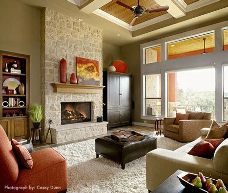type of paint for living room does anyone know the paint color or the type of stone on