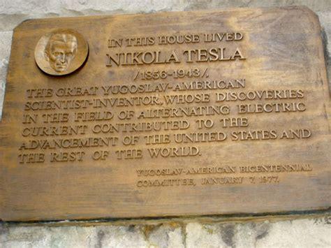 Where Is Tesla Buried Nikola Tesla Day July 10 A Day Of Science Around The World