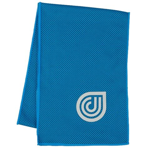 Sport Towel coolcore chill sports cooling towel blue sportitude