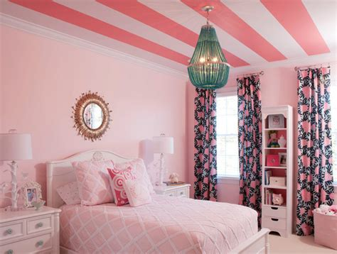 big pink room pink turquoise big room traditional wilmington by liz carroll interiors