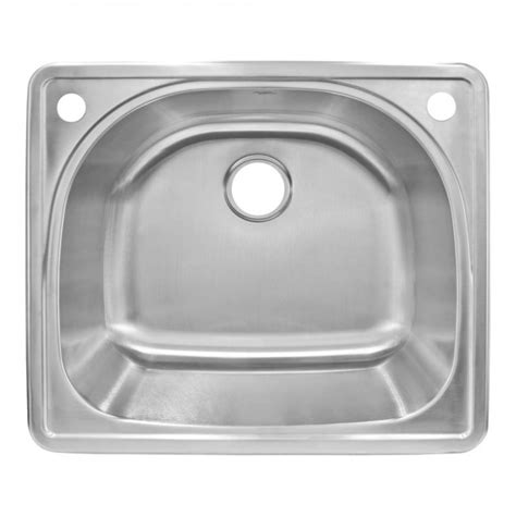 best stainless kitchen sinks lclt91 top mount stainless steel single basin kitchen sink