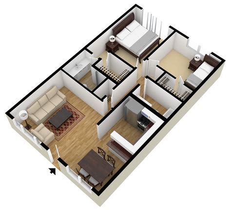 how big is 800 sq ft studio 1 2 bedroom floor plans city plaza apartments